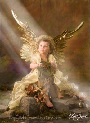 Magico Y Celestial Lisa Jane Angeles Y Hadas Imagenes De