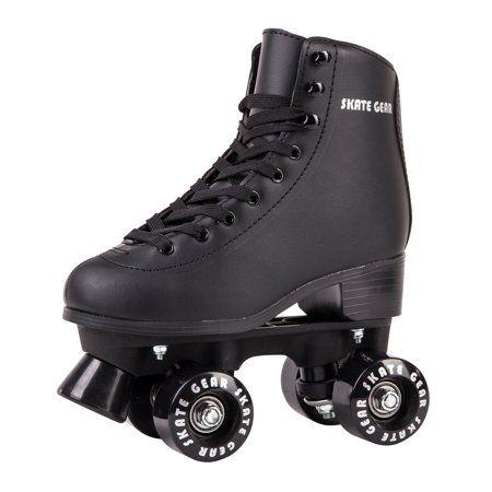 quad skate boots