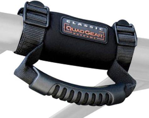 Classic Accessories QuadGear UTV Roll Cage Hand Holds Black Pair