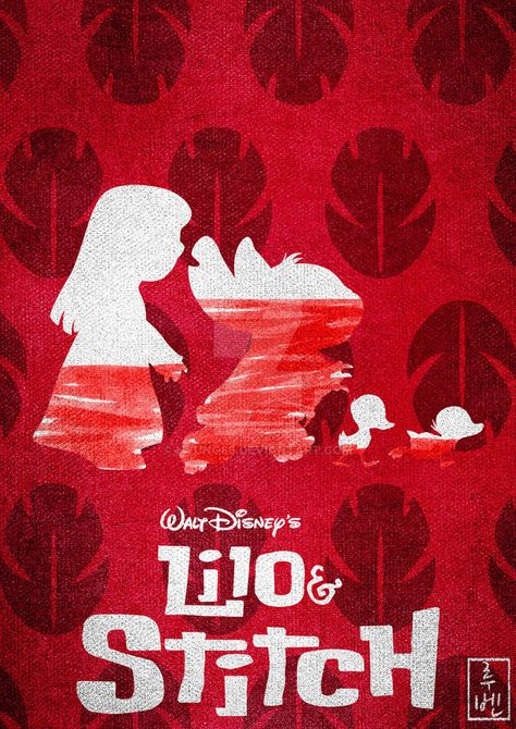 Disney Classics 42 Lilo and Stitch by Hyung86 on DeviantArt