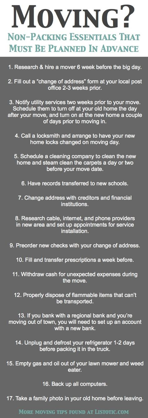 33+ Helpful Moving Tips and Tricks That Everyone Should Know - mover resume