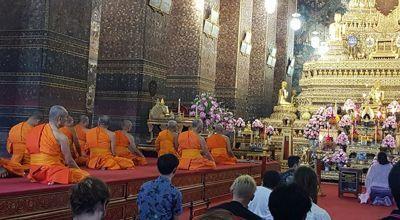 Thailand Holiday 3rd Day Bangkok Center Vacances Thailande Bangkok Thailande