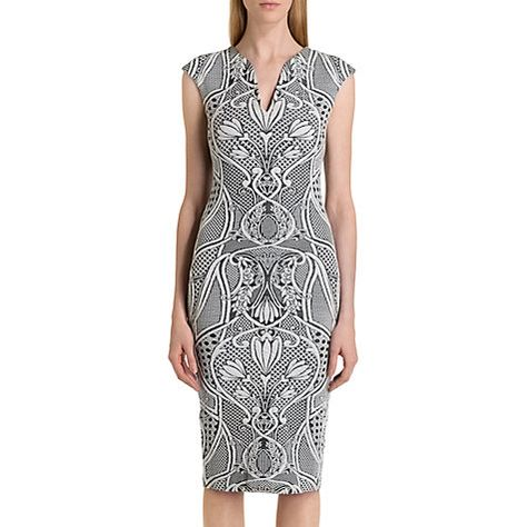 42364ae11b44 Buy Ted Baker Sancha Jacquard Midi Dress