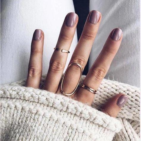 Tocona Fashion Geometric Alloy Knuckle Midi Rings Bohemian Gold Color Round Oval Shape Rings Set for Women Boho Jewelry 6019 #Latestgelnails #midirings