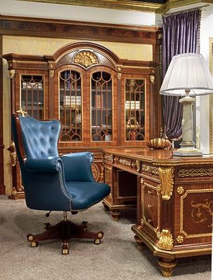 Antique Italian Classic Furniture Classic English Office Study Room Furnitur Country Style Living Room Furniture Country Style Living Room Classic Furniture