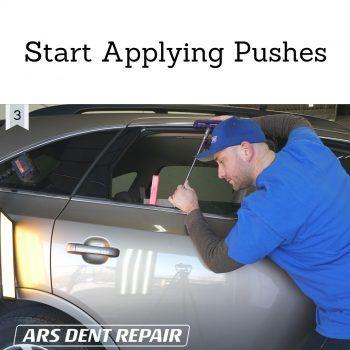 Paintless Dent Repair With Images Dent Repair Repair Auto Body