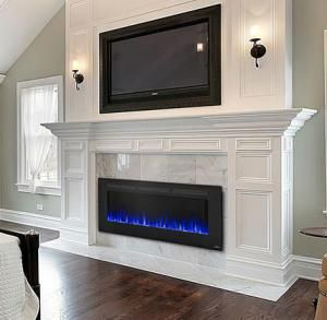 Nefl60fhnapoleon Fireplaces Allure Series 60 Wall Hanging
