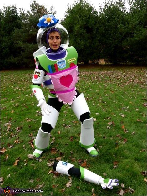 Mrs Buzz Lightyear Halloween Costume Contest At Costume Works Com Buzz Lightyear Halloween Costume Buzz Lightyear Costume Buzz Costume
