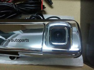 Rear Camera Reverse Tailgate Handle For All New Isuzu Dmax D Max Pick Up 2012 15