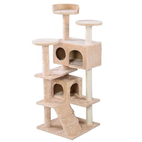 Cat Tree Tower Condo Furniture Scratch Post – marketplacefinds