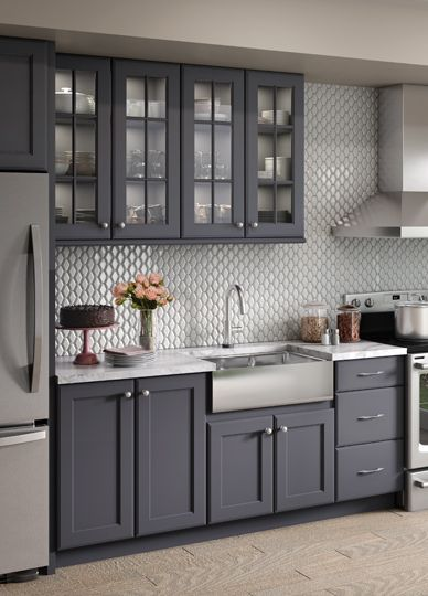 Cardell Designer Collection Cabinetry