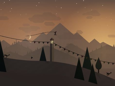 Alto's Adventure: A New Game That Rivals Monument Valley in Its Beauty