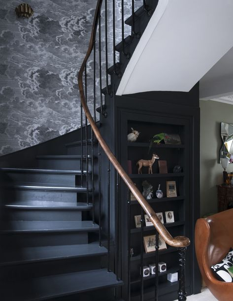 Comment décorer un escalier ? | Decoration escalier, Cage ...