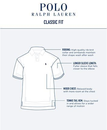 Polo Ralph Lauren Men S Chariots Classic Fit Performance Polo Reviews Polos Men Macy S Ralph Lauren Polo Shirts Polo Ralph Lauren Polo Shirt Women
