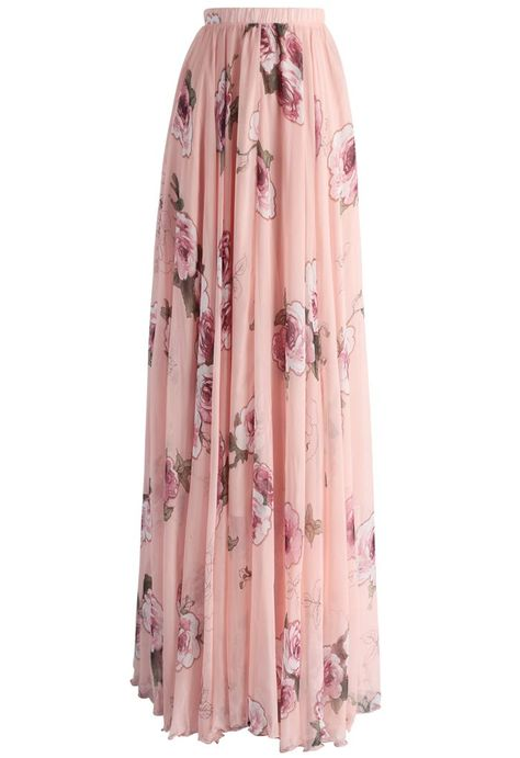 The different varieties of long skirts for women long skirts pink rose panache maxi skirt - new arrivals - retro, lbdooft