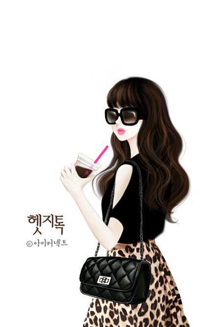 List Of Pinterest Animasi Korea Girl Images Animasi Korea Girl