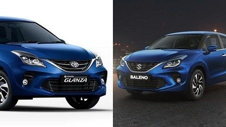 Toyota Glanza Vs Maruti Suzuki Baleno What Are The Key