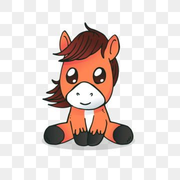 Doll Horse Pony Sitting Doll Horse Pony Png And Vector With Transparent Background For Free Download Horse Illustration Horse Posters Pony Horse