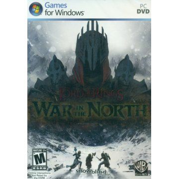 Lord of the Rings: War in the North (DVD-ROM) in 2019 | Pc
