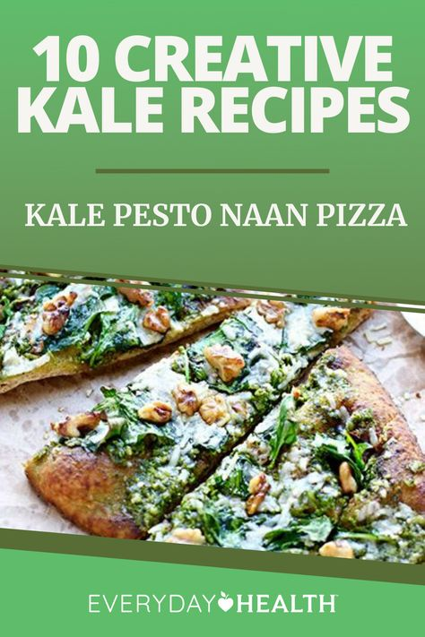 You can use kale in a variety of recipes. Get inspiration here!