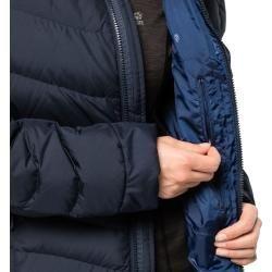 Jack Wolfskin Winddichter Daunenmantel Frauen Selenium Coat Xs Blau Jack Wolfskinjack Wolfskin In 2020 Daunenmantel Mantel Frauen Jack Wolfskin