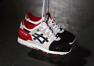 """factory price 7187a 46d19 KIX   LIDZ  afew and Asics Created A 1-Of-1 """"Black Koi"""" For Charity...Asics  fans are patiently twiddling their thumbs in anticipation of the afew x  Asics """" ..."""