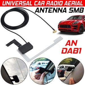 Buy Universal AN DAB1 Digital Car Radio Aerial Antenna SMB
