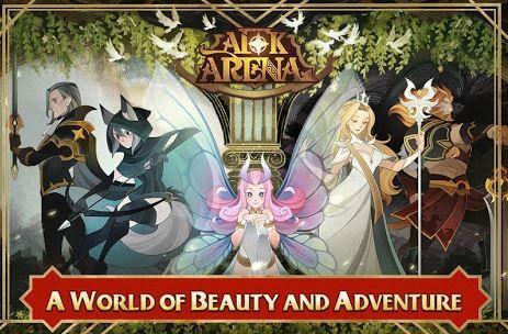 AFK Arena: Guide,Best Heroes,Tips,Enhance Gear & Redemption
