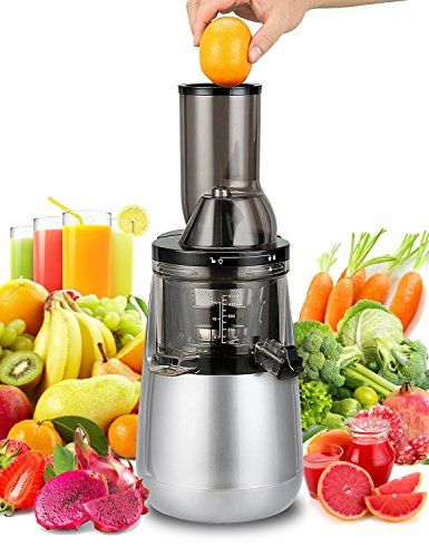 Low Speed Kitchen Juicers : cold press