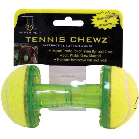the latest 42f07 3c5a6 Hyper Tennis Chewz, Barbell
