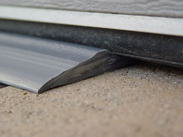 Tsunami Seal How To Stop Water From Coming In Under Garage Door Garage Door Seal Garage Door Threshold Garage Door Bottom Seal