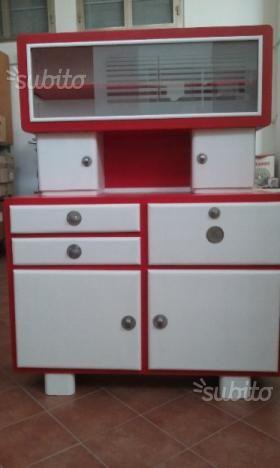credenza-anni-50 | For the Home | Credenza anni \'50, Mobili ...