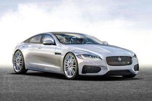 47 All New 2020 Jaguar Xj Exterior For Configurations Cars