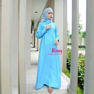 Baju Biru Tosca Cocok Dengan Jilbab Warna Apa
