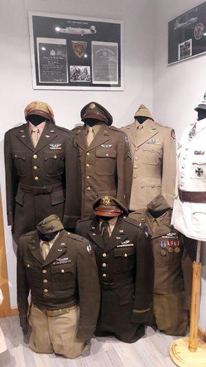 Uniformes de la Fuerza Aerea USAAF, de la segunda guerra mundial. - #Aerea #de #Fuerza #Guerra #La #Mundial #Segunda #Uniformes #USAAF
