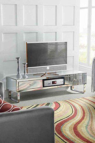 My Furniture Meuble Tv En Miroir Chelsea Eur 741 Mobilier De France Meuble Bas Salle De Bain Meuble Salle A Manger