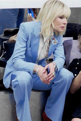 . — carolxtherese: Cate Blanchett & Mary Greenwell -...