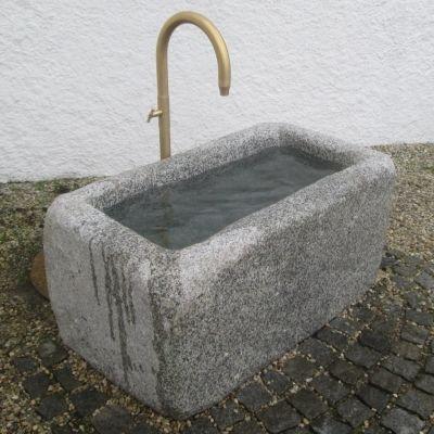 Brunneneinlauf Messing 1 1 4 Wasser Im Garten Gartenbrunnen Brunnen