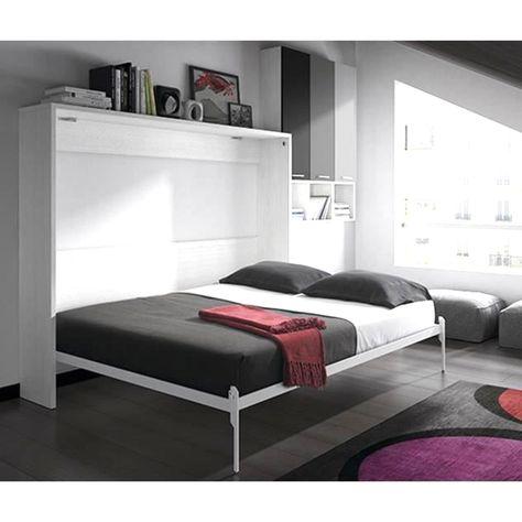 Armoire Lit Pas Cher Murphy Bett Wohn Design Verstecktes Bett