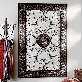 Rustic Wrought Iron Wall Decor Inspirational Metal Art Metal Wall Art Dekor Dekorasi Dinding Ide Dekorasi Rumah