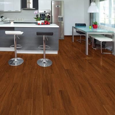 Trafficmaster Allure 6 In X 36 In Salem Cherry Resilient Vinyl Plank Flooring 24 Sq Ft Case 838115 The Home Depot Con Imagenes