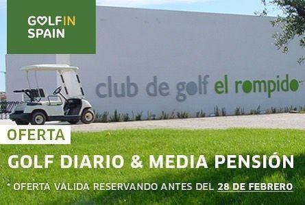 Media Pensión Y Golf Ilimitado Gratis En Precise Resort El Rompido Oferta Exclusiva Solo Reservando Hasta El 28 De Febrero Elrompido Golfelrompida Me Road
