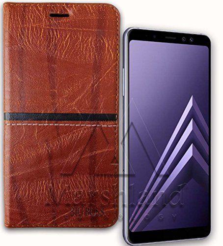 Marshland Samsung Galaxy A8 Plus Flip Cover Original Lea Https Www Amazon In Dp B07bhp7k16 Ref Cm Sw R Pi Samsung Galaxy Soft Silicone Mobile Accessories