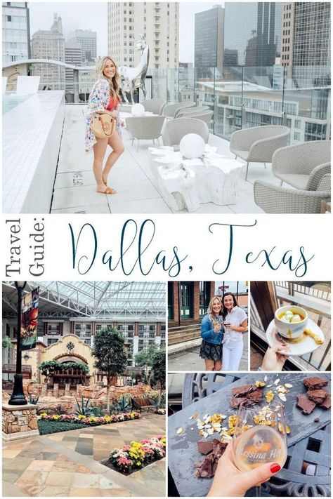 Dallas, Texas Travel Guide | Need a weekend getaway or girls weekend? Dallas, Texas is the perfect city for you! Covering everything from where to stay, the best places for brunch, and fun things to do  #travelguide #weekendgetaway #girlsweekend #weekedfun #DallasTexas