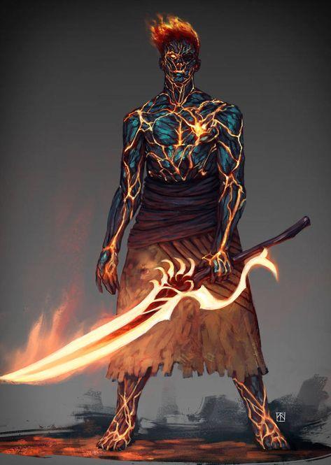Carbonized Guy by Blackhood-art