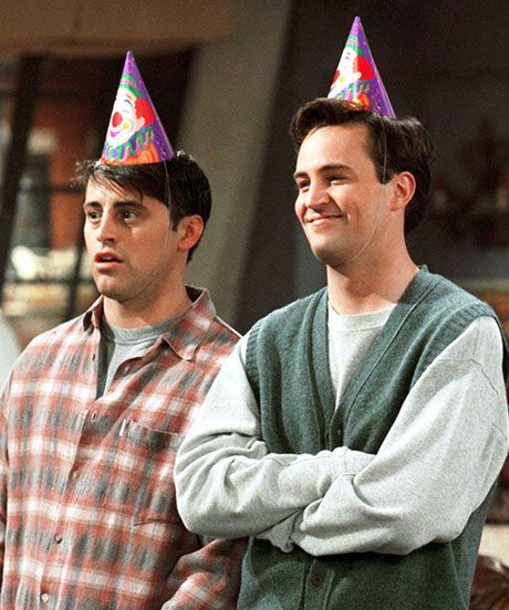 Some Genius Figured Out How Much Money Joey Owed Chandler On