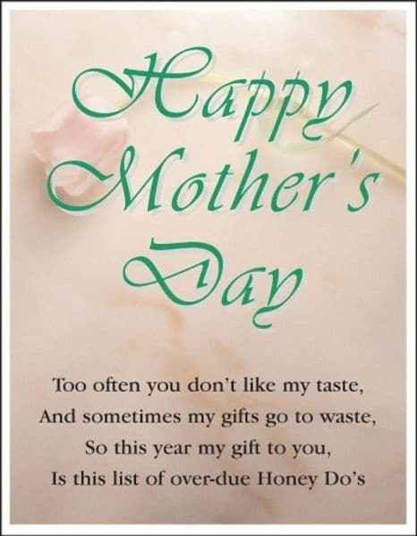 Happy Mothers Day Sayings For Friends 2018 Mother Day Message Mothers Day Poems Short Mothers Day Poems