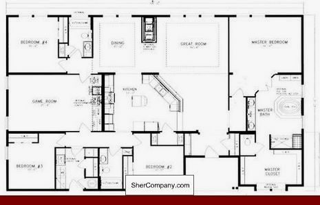 Metal Building Home Dimensions And Photos Of Metal Home Builders Lafayette La Tip 94288842 Metalb Metal House Plans Pole Barn House Plans Barndominium Plans