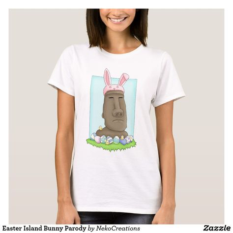 5199a1c0 Easter Island Bunny Parodyeaster sunday school crafts easter sunday school  lessons for kids easter sunday school #jesus easter sunday mens fashion  easter ...