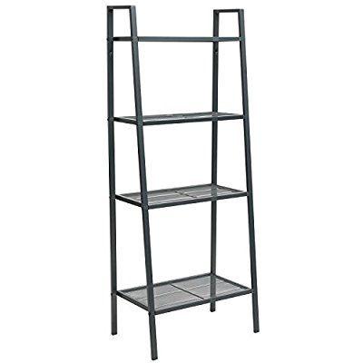 Amazon Com Doeworks Storage Shelf 4 Tier Plant Shelf